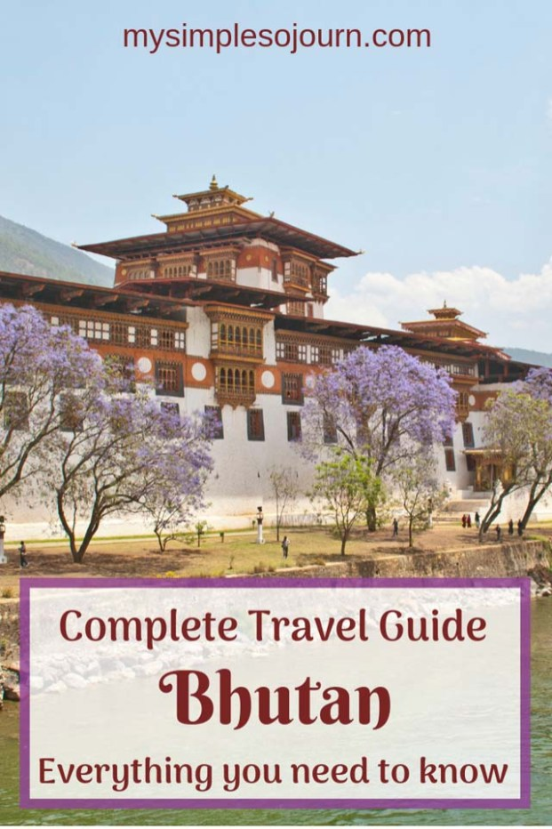 Best places to visit in Bhutan - My 7 days Bhutan itinerary
