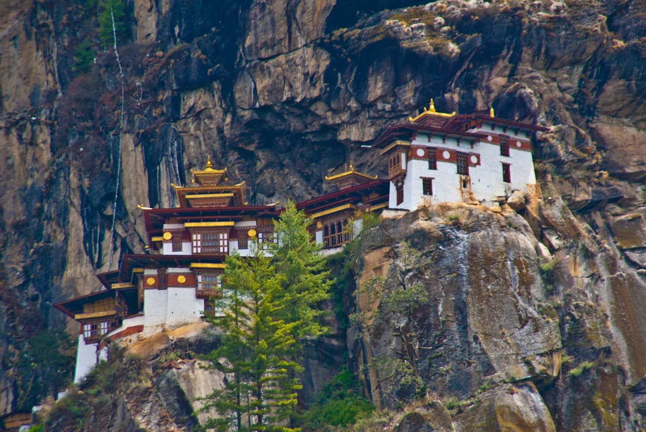 Places to see in Paro and Photo blog