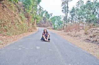Me at road