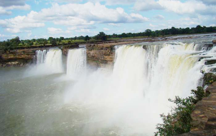 Chitrakote Falls most beautiful places in India