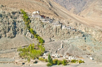 Leh to nubra valley via khardung la Diskit