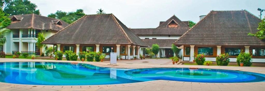 Bolgatty Palace and Island Resort Pool