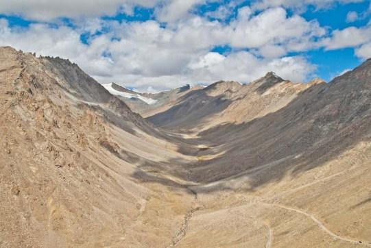 Leh to nubra valley via khardung la mountains