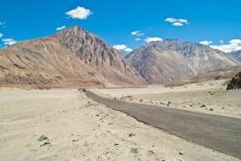 Leh to nubra valley via khardung la