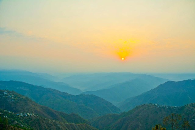 Hills Most Beautiful Places in India