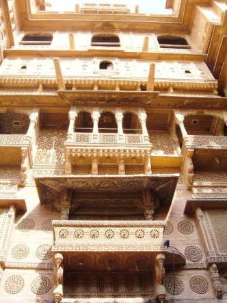 Patwon ki Haveli - Jaisalmer's places to visit