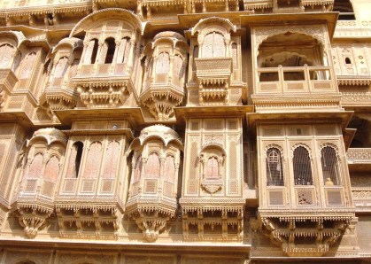 Salim singh ki Haveli - Jaisalmer's places to visit