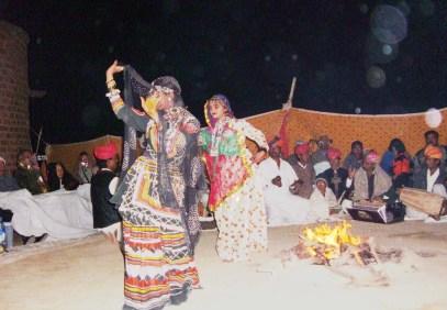 Kalbelia Dancers Jaisalmer
