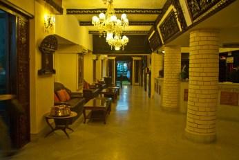 Shankar Hotel Kathmandu interior