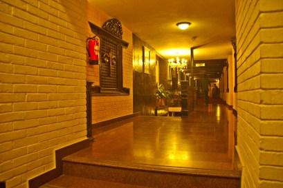 Shankar Hotel Kathmandu dining hall