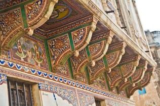 Shekhawati region of Rajasthan - Nawalgarh Haveli