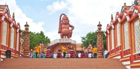 Things to do in Hyderabad India Ramoji Rao film city