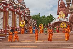 Things to do in Hyderabad India Ramoji Rao film city opening ceremony