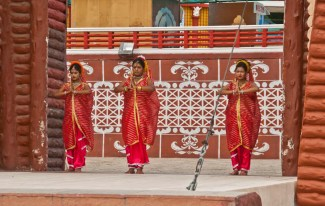 Things to do in Hyderabad India Ramoji Rao film city opening ceremony