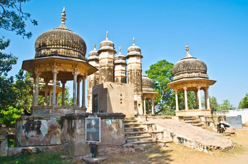 Water wells in Shekhawati Region of Rajasthan