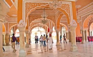 City palace jaipur Diwan-e-aam