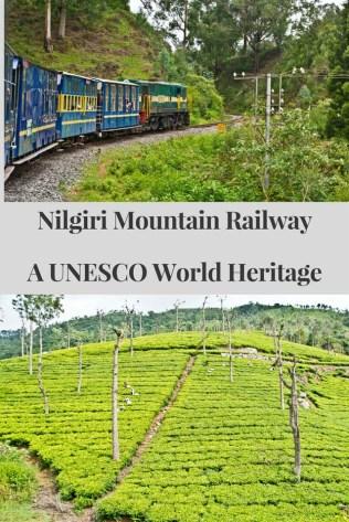 Nilgiri Mountain Railway - A UNESCO World Heritage