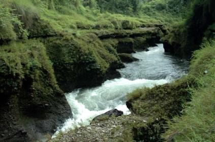 Davi's fall Pokhara Nepal view