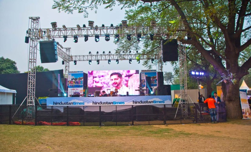 Palate fest big stage