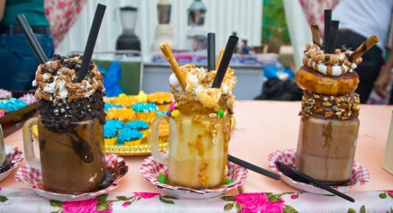 Palate fest shakes