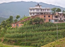 Nagarkot village