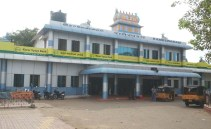 Rameshwaram Railway Station