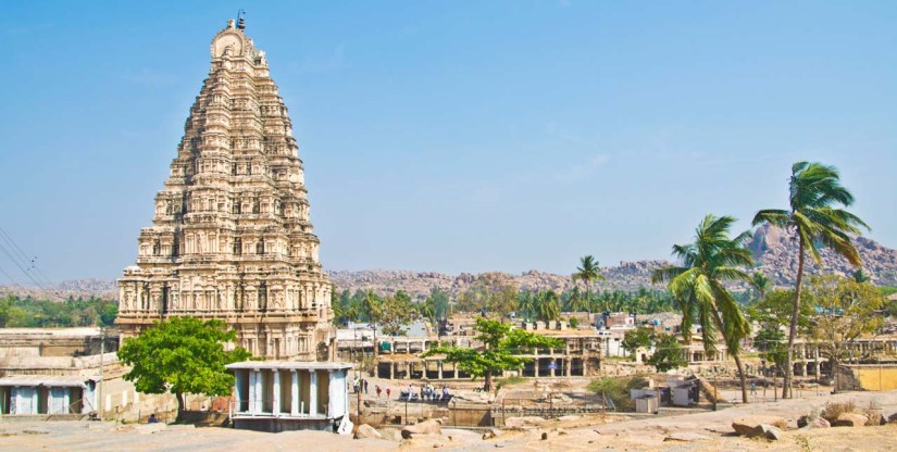 Pictures from India - Group of Monuments at Hampi
