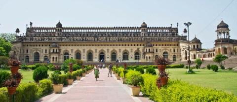 Bara Imambara Lucknow building