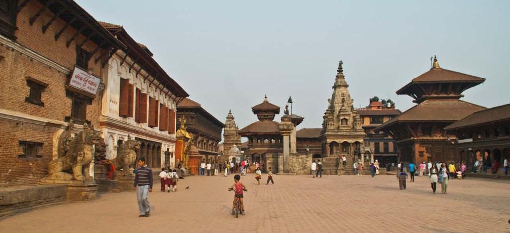 Bhaktapur Durbar Square feature
