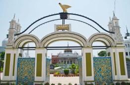 Chota Imambara Lucknow entry point