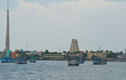 Ramanathaswamy temple Rameshwaram