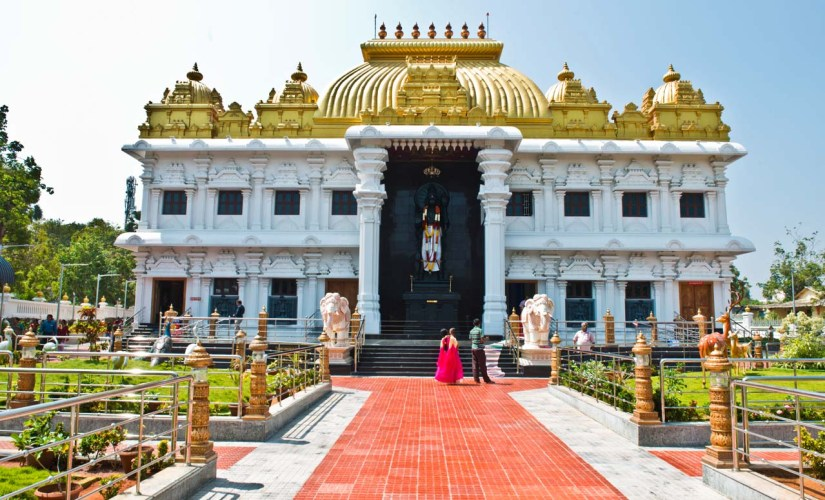 Ramayana Darshanam in Vivekanand Ashram Kanyakumari