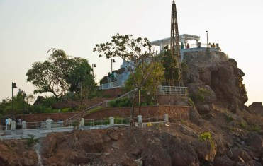 Memorial at Dona Paula Goa