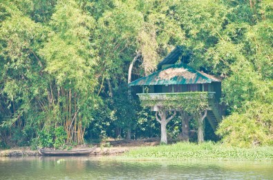 Tree house Kerala Backwaters