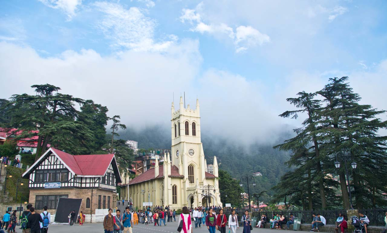 Delhi to Shimla - A Weekend in Queen of Hills