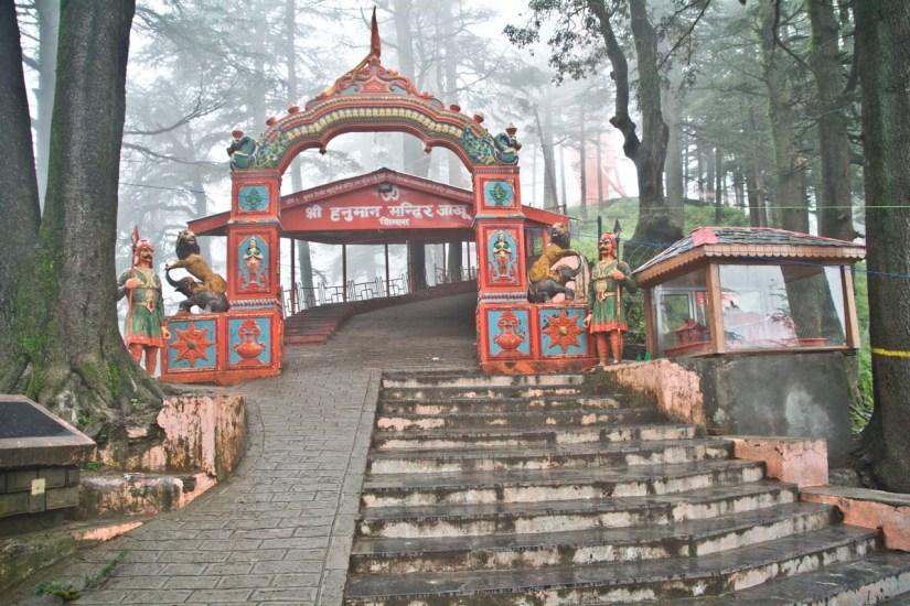 Jakhoo temple shimla