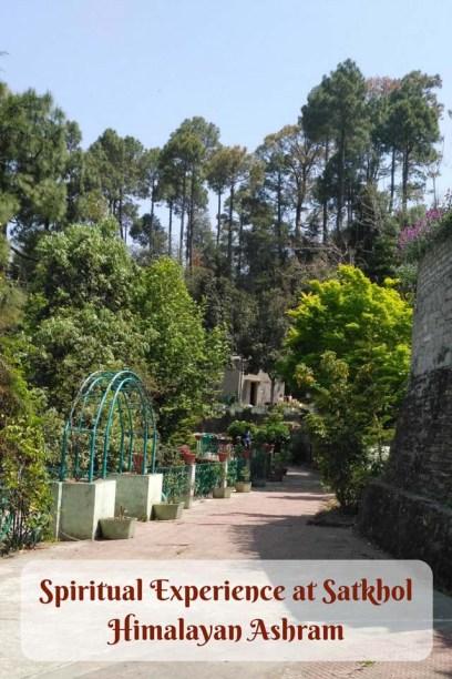 Spiritual Experience at Satkhol Himalayan Ashram
