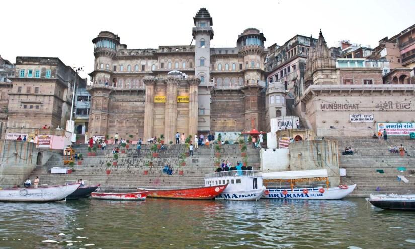 Brijrama Palace, Munshi Ghat Varanasi