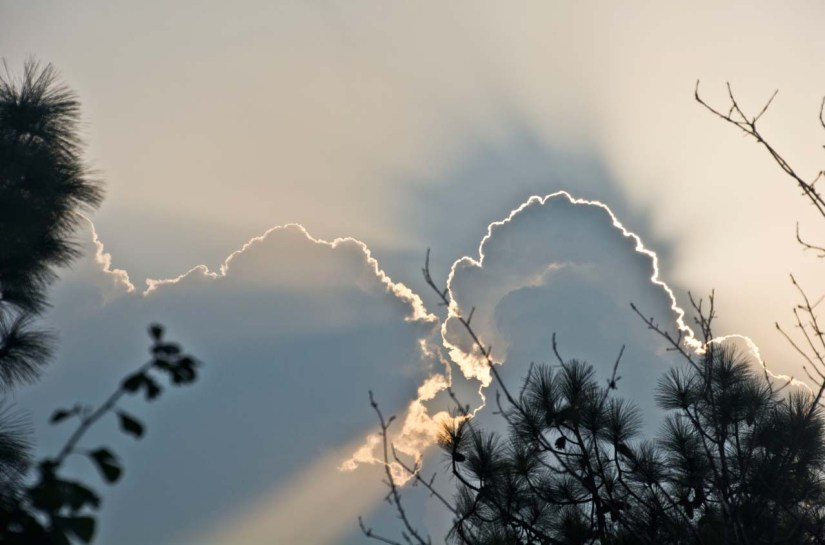 Clouds and Light