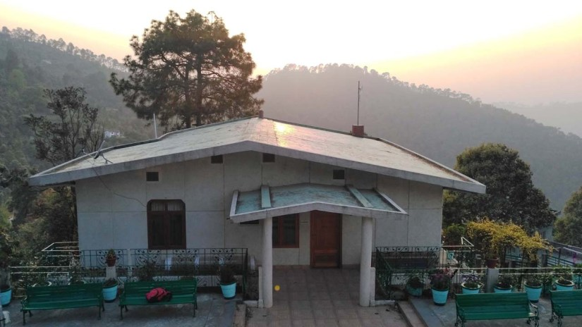 Cottage at Satkhol Himalayan Ashram