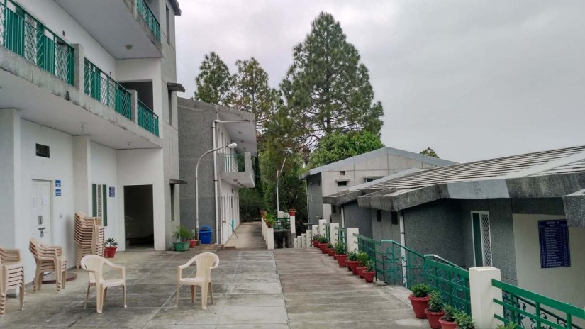 Babuji Nilayam Satkhol Himalayan Ashram