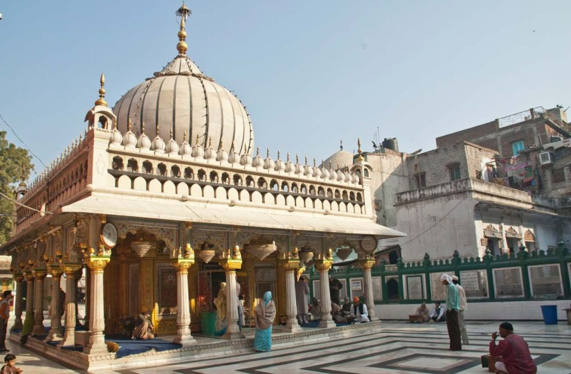 Nizamudin Dargah