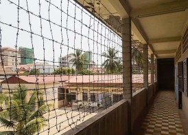 Tuol sleng Museum S 21 exterior