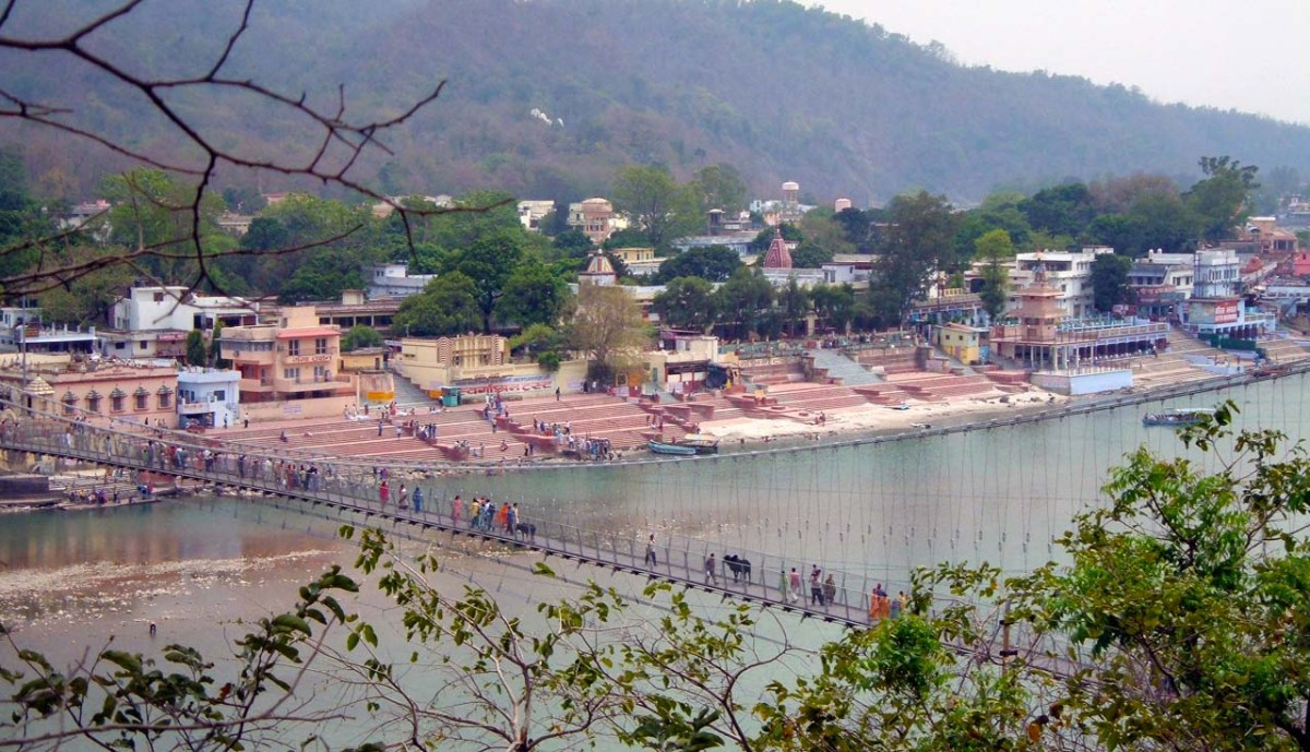 Places to visit in Rishikesh and Haridwar