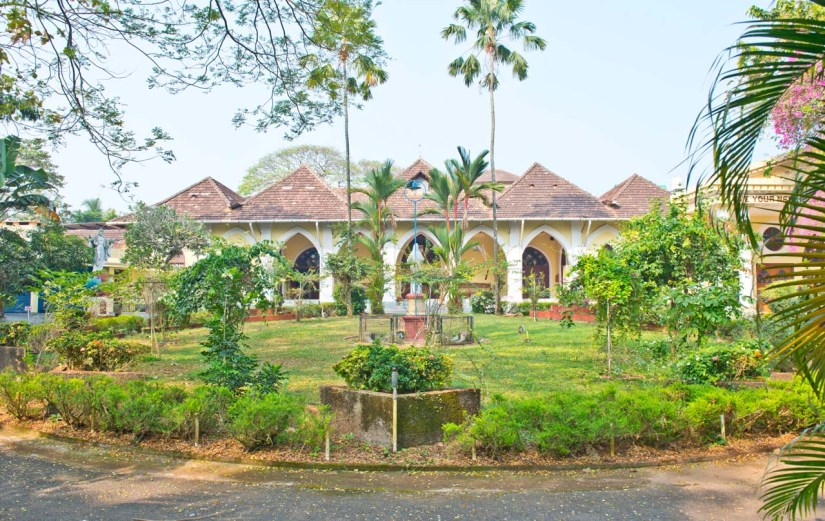 Bishop House in Fort Kochi