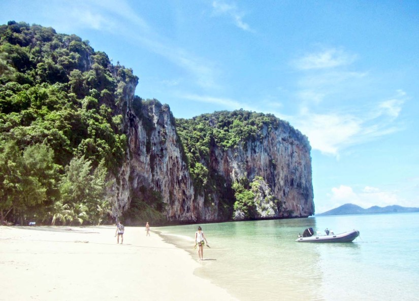 Ko Laoliang in Thailand