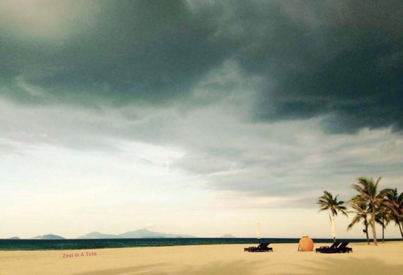 Nam Hai Beach Storm Vietnam