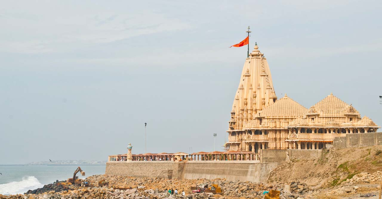 Somnath temple and other places to visit in Somnath
