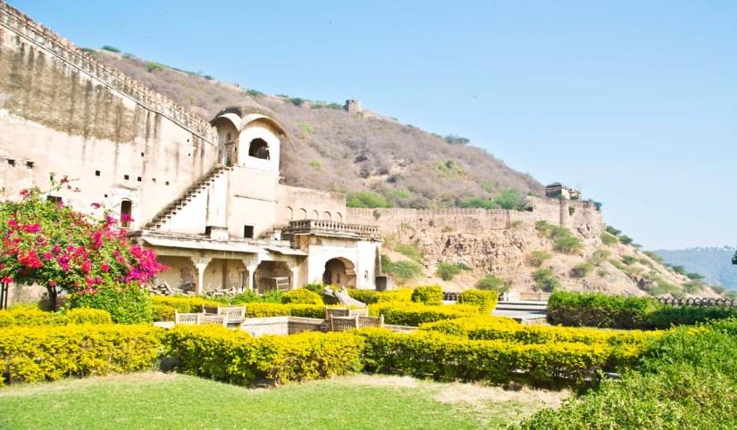Garh palace bundi rajasthan