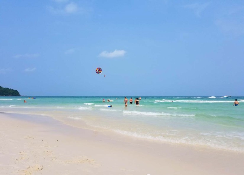 Sao Beach, Phu Quoc, Vietnam